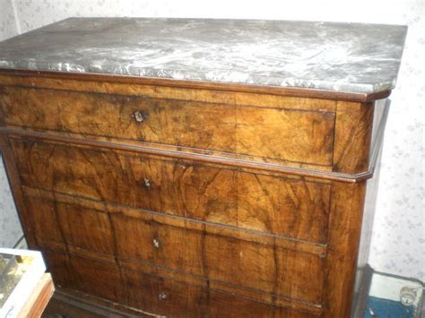Commode Louis Philippe Dessus Marbre commode ancienne marbre clasf