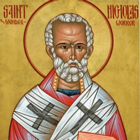 who was st st nicholas biography