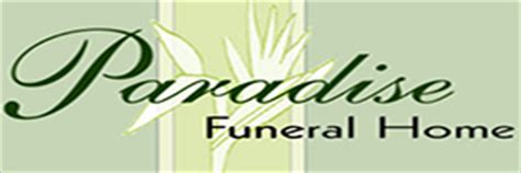paradise funeral home dallas tx legacy
