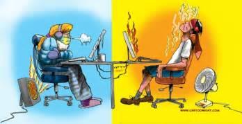 Office temperature cartoons dilbert cartoons