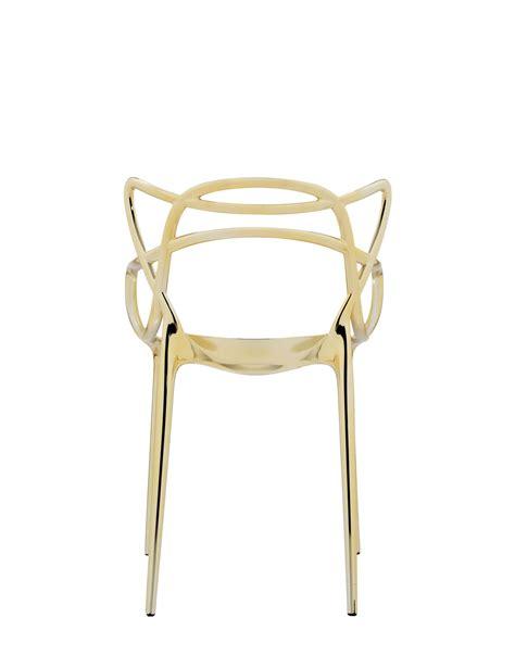 kartell sedia masters kartell masters oro sedie sedie design sedie moderne