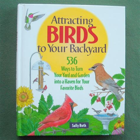 attracting birds to your backyard hardcover isbn 0875967906