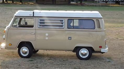 volkswagen vanagon 79 sell used mint museum quality 79 westfalia 65k og
