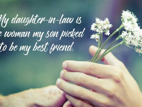 Daughter In Law Quotes to Help Welcome Her Into the Family