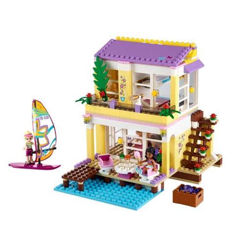 lego beach house lego friends stephanies beach house lego from jumblies