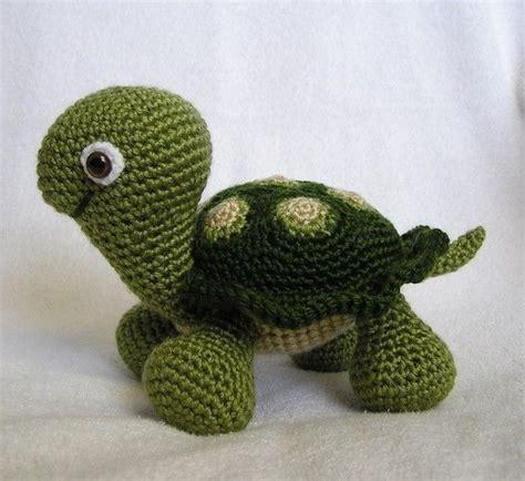 pattern crochet turtle baby turtle pdf crochet pattern