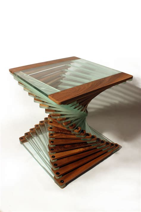 Coffee Tables Uk Stunning Solid Walnut And Glass Modern Designer Coffee Table Gallery