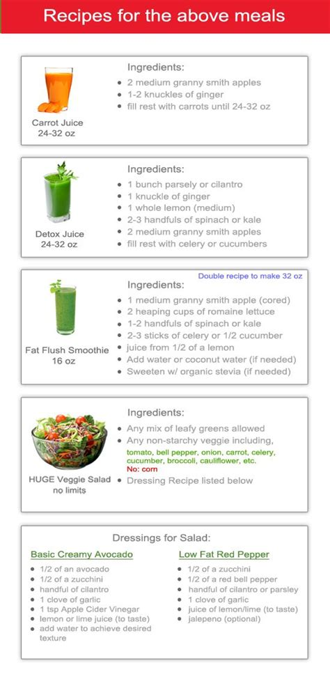 Easy Juice Detox Diet Plan by 17 Best Images About Get Fit Food On