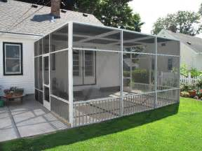 screen patio porch enclosures screen systems