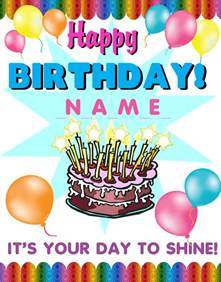 happy home designer furniture guide create a happy birthday poster birthday birthday cake poster ideas