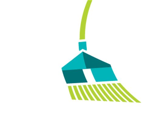 house cleaning logo design room broom house cleaning designed by veep brandcrowd