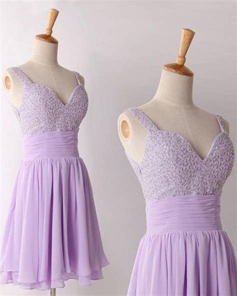 light purple dresses for girls light purple chiffon homecoming dresses beaded women party