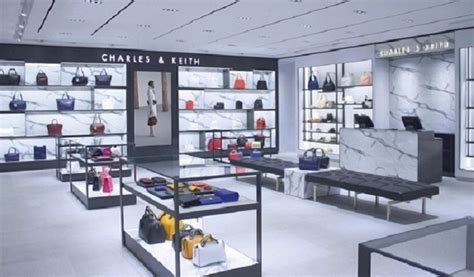 Charles Keith New charles keith new facade