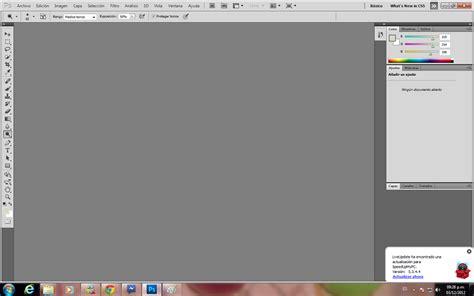 barra de herramientas superior photoshop sistemas operativos photoshop