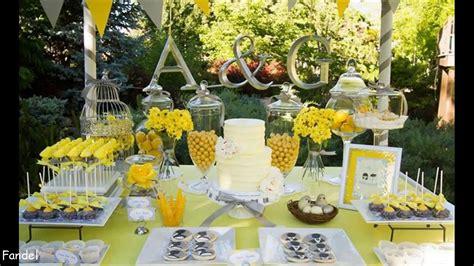 yellow wedding decorations ideas youtube