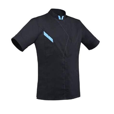 solde cuisine 2057 veste de cuisine et bleu robur
