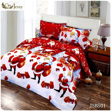 kids christmas bedding hot christmas bedding sets for adult bed linen with