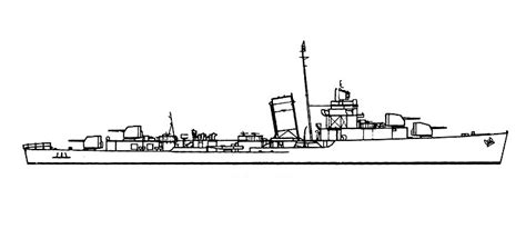 How To Draw A Destroyer