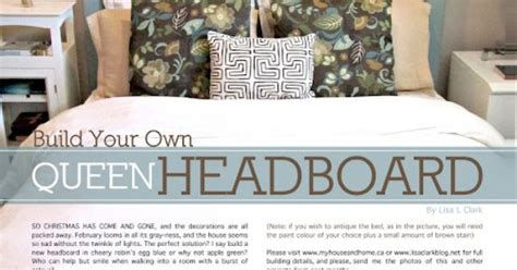 make your own headboard pinterest make your own headboard diy pinterest bedrooms