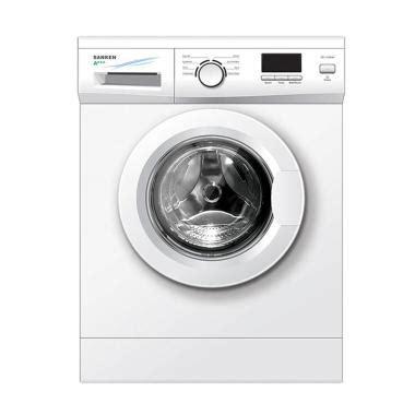 Cek Mesin Cuci Sanken jual sanken mesin cuci front loading sfl 7000 gratis molto cair harga kualitas
