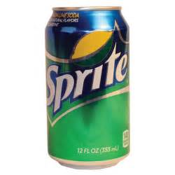 Sprite can ersion safe free shipping