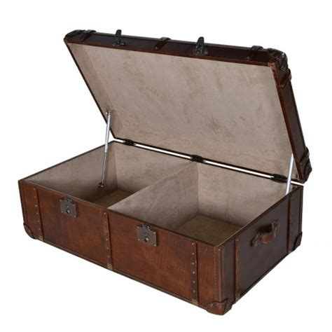 steamer coffee table luxury steamer trunk coffee table