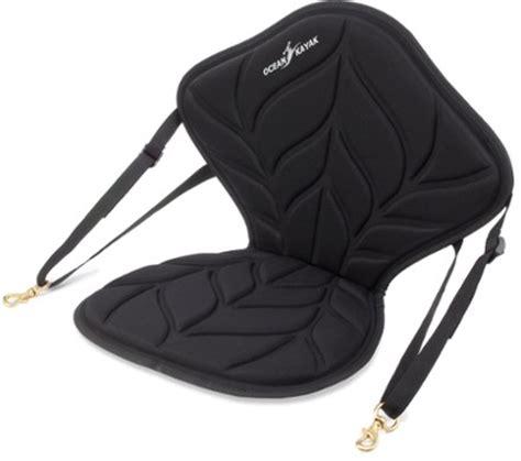 ocean kayak comfort pro seat ocean kayak comfort zone kayak seat back rei com