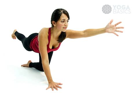balancing table pose basics