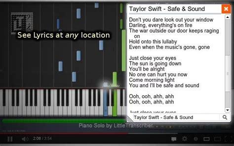 una canzone d testo come trovare testi canzoni su spotify estensioni