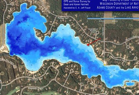 boating license lake arrowhead arrowhead adams county fishing reports and discussions