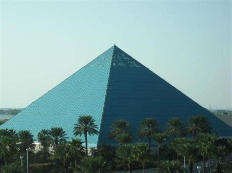 Moody Gardens Pyramids by Moody Gardens