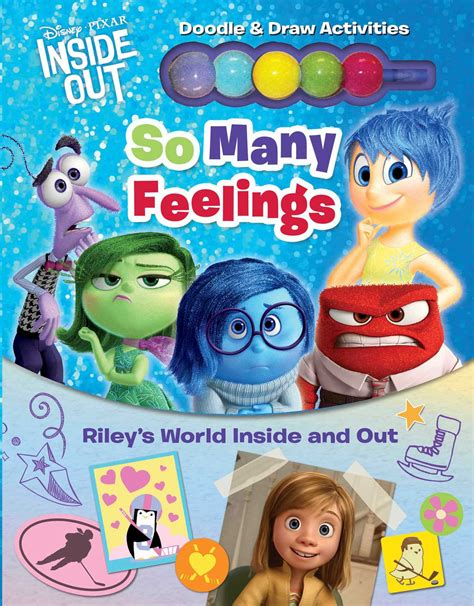 inside out books image gallery inside out pixar