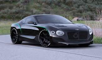 Will Bentley Bentley Exp 10 Speed 6 Black Edition Rendered As The 2018