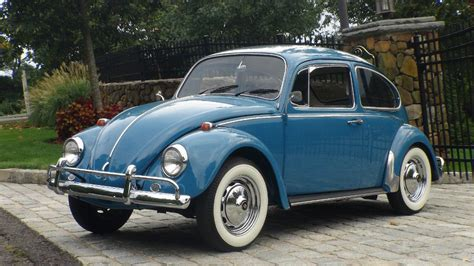 blue volkswagen beetle for sale vw bugs fully restored 1967 gulf blue beetle for