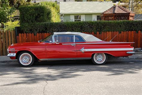 1960s impala for sale autoliterate 1960 chevrolet impala convertible banff