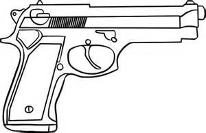 coloring pages guns gun coloring pages pict 788823 gianfreda net