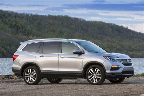 Honda Pilot 2017 2017 Honda Pilot Reviews And Rating Motor Trend