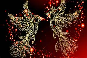 bird 3d wallpaper for desktop background