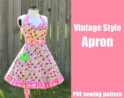 sewing pattern for apron 25 best apron pattern free ideas on pinterest