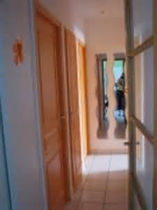 quelle couleur pour les portes dans un couloir au mur