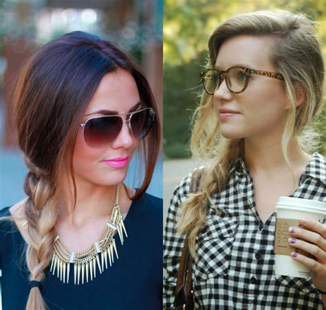 hairstyles to make glasses look good some wonderful hairstyles that flatters with trendy