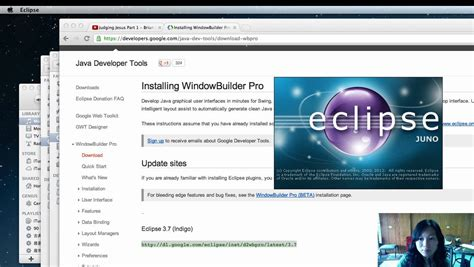 eclipse juno themes download java with eclipse juno part 4 create a simple swing ap