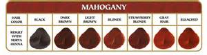 mahogany hair color chart all the latest information mahogany hair color chart