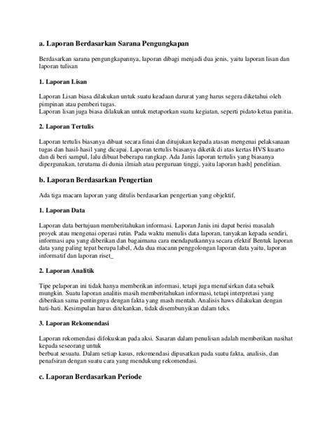 contoh laporan wawancara bahasa sunda contoh laporan bahasa indonesia smk laporan 7
