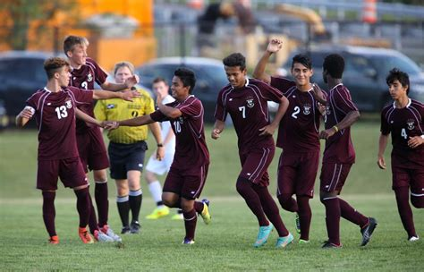 boys soccer st benedict s finishes no 1 in top drawer