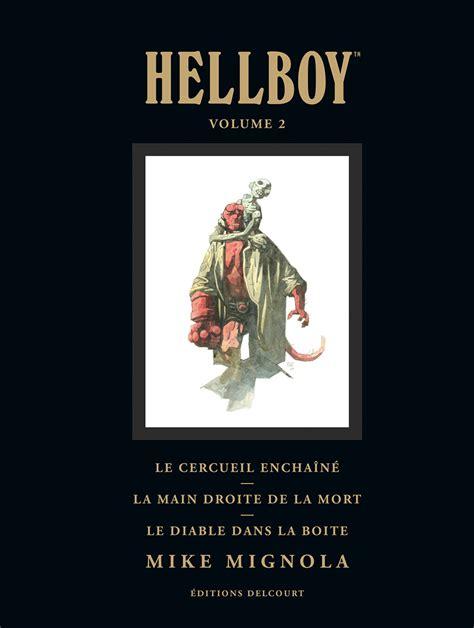 hellboy in hell volume b01j1xic1u hellboy deluxe volume ii