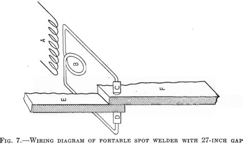 spot welding electrical diagram wiring diagram with