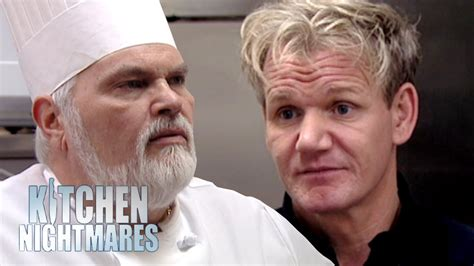 Kitchen Nightmares by Quot You Re A Joke Quot Kitchen Nightmares