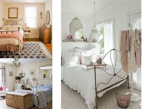 trucos de decoracion romantica vintage en el dormitorio