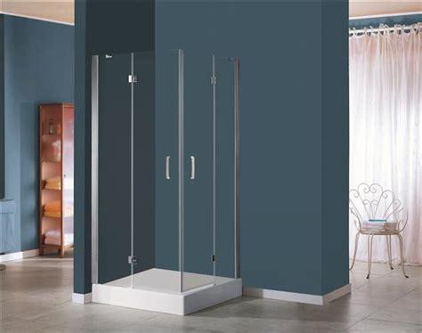 drop doccia new drop box doccia angolare 2 ante battenti bianco